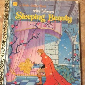 Little Golden Book Disney's Sleeping Beauty
